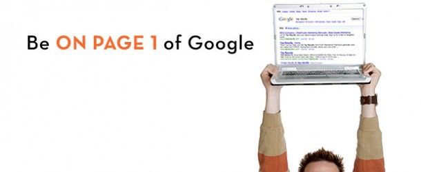 Be On Page 1 of Google by Brian Horn