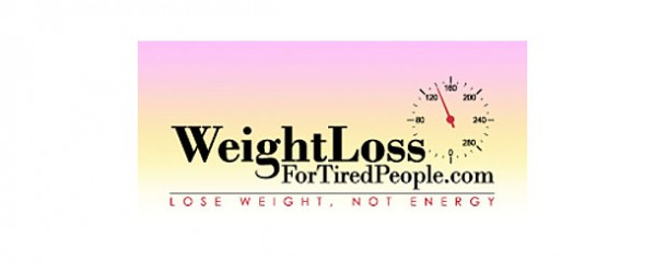 Weight Loss For Tired People by Eve Colantoni